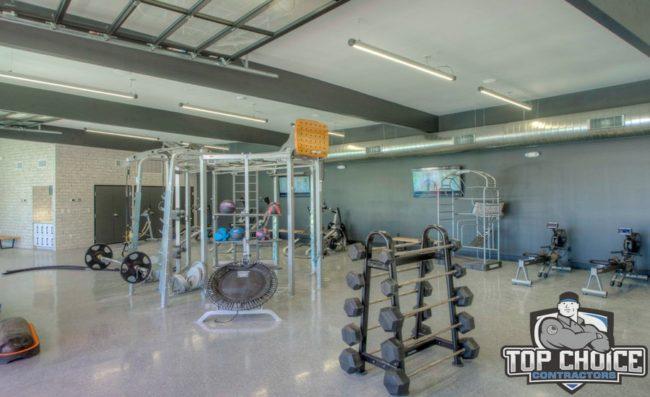 Solara Fitness Facility